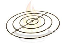 HPC Round Stainless Steel Fire Pit Burner 48