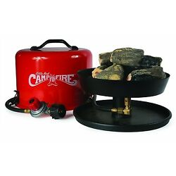 Portable Stove Propane Camping Camp Outdoor Fire Pit Campfire Campgrounds Best