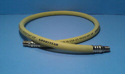 Goodyear USA 10 Foot 3 8 Inch 250 PSI Oil Resistant Rubber Air Hose Pigtail Whip $18.50