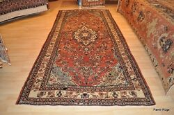 5' x 11' Antique Persian Authentic hall runner Tribal 100% wool good quality rug