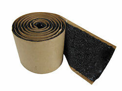 Black Cork Insulating Tape or PresTite Tacky Tape for A C Expansion Valve AC 36quot; $7.49