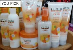 Cantu Care for Kids Hair Care Products (available in 8 products)-YOU PICK! $9.99