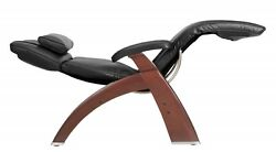 Human Touch PC-500 Silhouette Power Series 2 Zero-Gravity Recliner ChestNut Wood