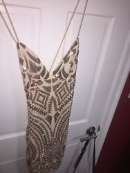 party dress girl Size M $12.00