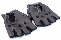 HIGH FASHION Runway MARC JACOBS Lamb Leather & Merino WOOL Gloves Size 0SMALL