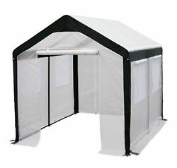 Gable Portable Greenhouse UV Treated Cover Walk-in Home Plant Shelter Garden