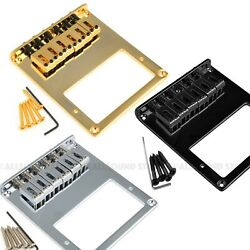 Humbucker High Mass Steel Bridge for Modern Fender TelecasterTele®  $29.99