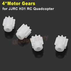 4PCS Plastic Motor Gear Gearsets for JJRC H31 RC Quadcopter Drone Spare Parts $1.98