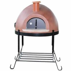 Forno Bravo FP70 Primvera 70 Outdoor Pizza Oven - Red