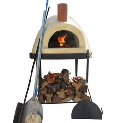 Forno Bravo FP60 Primvera 60 Outdoor Pizza Oven - Yellow