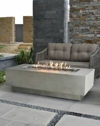 Elementi OFG121 Granville Fire Table - Natural Gas