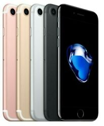 Apple iPhone 7 - 32GB  128GB  256GB - Factory Unlocked; AT&T  T-Mobile
