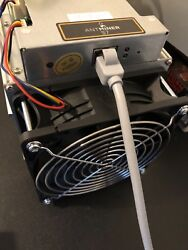 Bitmain AntMiner S7 ASIC BitCoin Miner 4.73THs (Excellent Condition) with PSU!!