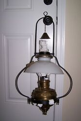 Antique hanging light Excellent condition Asking $325.00 $325.00