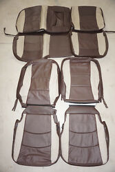 2013-2018 Dodge Ram Crew Cab 150025003500 Factory leather seat covers