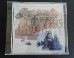 A CHRISTMAS MIRACLE Hospitals Helping Kids CD Holiday Music NEW Free Ship SEALED