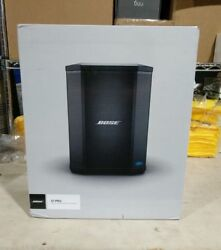 Bose S1 Pro WITH BATTERY Multi-Position Bluetooth PA System Mint