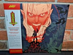 CASTLEVANIA - Game Soundtrack Limited RED COLORED VINYL 10