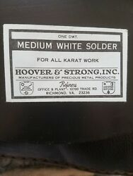 Hoover and strong solder