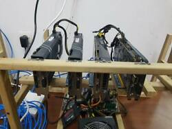 Fully Loaded 3 Card 1070 ti - 970 Mining Rig for Crypto Coins