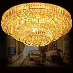 European court style crystal ceiling lamps LED chandeliers Lighting Fixture#0073