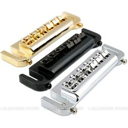 NEW - Badass Style Intonatable Adjustable Wraparound Combination Guitar Bridge $29.99