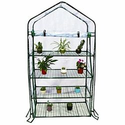 Tier Greenhouses Mini Portable Lawn And Garden House 40