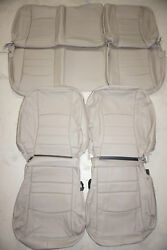 2012 Dodge Ram ExpressLone StarBig HornQuad Cab Factory leather seat covers