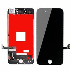 Black LCD Display + 3D Touch Screen Lens Digitizer Assembly Frame For iPhone 7 $14.88