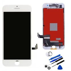 White LCD Replacement Screen 3D Touch Digitizer Assembly for iPhone 7 Plus TOOLS $17.88