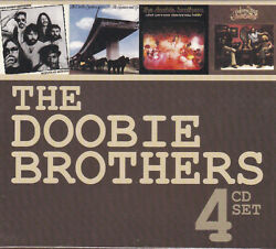 THE DOOBIE BROTHERS 4 CD SET  SPECIAL EDITION BOX SET OF FOUR CLASSIC DB ALBUMS