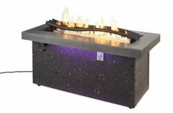 Boreal Complete Heat Linear Natural Gas Fire Pit Table