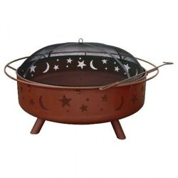 The Fire Pit Outdoor Portable Super Sky Best Sturdy Steel Construction Designed