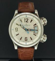 Jaeger LeCoultre Master Compressor 36mm Stainless Steel Automatic Ref. 148.8.37 $4950.00