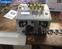 New brand Automatic two - wire computer stripping machine XC-220