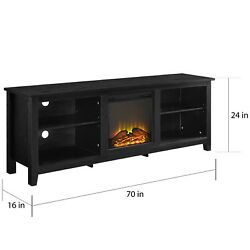 Electric Fireplace TV Stand 70