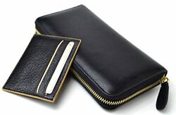 This wallet a lifetime thing! Skilled man of fine Italian leather round w... PO