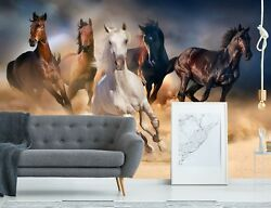 3D Animal Horse 81 Wall Paper Print Wall Decal Deco Indoor Wall Murals US Summer