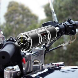 Waterproof Bluetooth Motorcycle Stereo Speaker MP3 Audio System USB AUX SD Radio $49.79