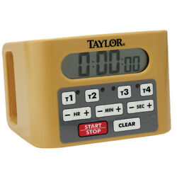 Four Event Commercial Kitchen Timer