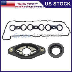 VALVE COVER GASKET KIT SET For BMW E60 E82 E88 E90 E91 E92 E93 X3 X5 Z4 3.0L