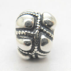 Authentic S925 Sterling Silver Your Life's Path Journey Charm Bead Retired