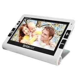 Snow 7 HD Color Portable Video Magnifier - Help Macular Degeneration - OPEN BOX