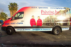 Promaster  Sprinter Van Full Color Custom Cast Vinyl Vehicle Wrap