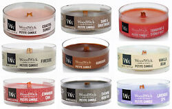 WoodWick Petite Candle ~ Buy 2 Get 1 FREE ~ Wooden Wick ~ Select Your Favorites