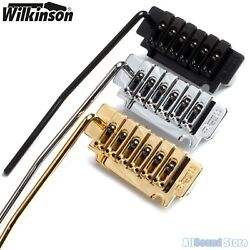 WILKINSON WVS50K Tremolo Bridge for Stratocaster® Strat Classic Style Knife Edge $65.95