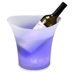 12Pc Flash Ice Cube Submersible Light Glow Celebration New Year's Eve Party Teal $8.99