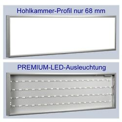 Premium - Flat Light LED Lightbox 157 1532x15 34x2 1116in Licht-Reklame