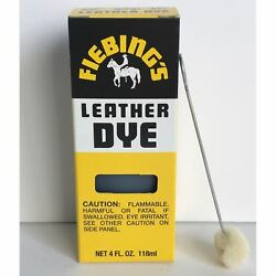 Fiebing#x27;s Leather Dye W Applicator For Shoes Boots Bags Couches All Colors $7.89