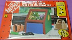 The Home Dept Kids Greenhouse Kit Project Ages 8+  NIB